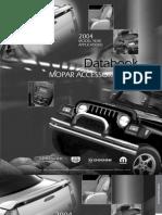 2004 Mopar Accessories Catalog