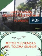 Leyendas Del Tolima