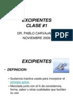EXCIPIENTES1