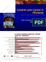 Children with Cancer in Mindanao