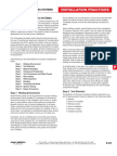 Compress Air Installation Procedure