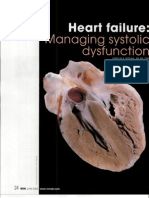 Heart Failure- Managing Systolic Dysfunction