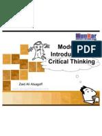 Critical Thinking 1