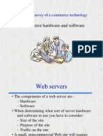 Ecommerce Hardware and Software Welcome to Depaul University 3293