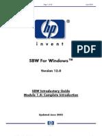 HP Sales Builder Intro