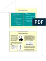 L2 Darcys Law