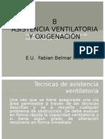 B Ventilacion y Oxigenacion