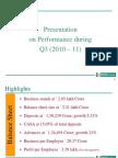 Presentation Q3(2010-11) TOPRESS (1)