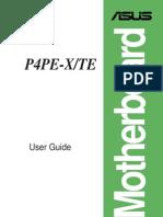 Asus P4PEXTE Manual