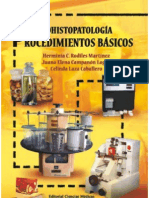 Citohistopatologia procedimientos basicos