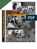 Buku Statistik Ketahanan Sosial Kota Semarang 209