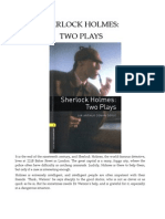 Sherlock Holmes Two Plays(Original y Traduccion