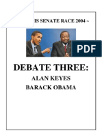 2004 Debate Three