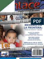 Enlace magazine, Conexión entre Culturas, edición de aniversario Julio2011