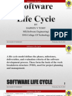 Software Life Cycle Models for Presentation (2010)
