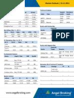 Market Outlook - 15.11