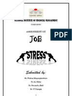 Job Stress Assignment