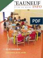 Lettre du Maire -2007-09