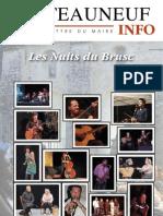Lettre du Maire -2008-09