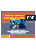 ASKEP  INTRAOPERATIF