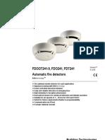 FDOOT241-9M FDT241 Datasheet En