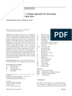 A Design Approach for Increasing the Tooth Strength in Spur Gear
