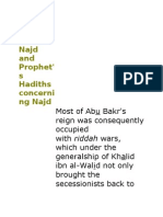 The Group of the Anti Christ (Masih ad Dajjal, Kana Dajjal, Andhak Asur)