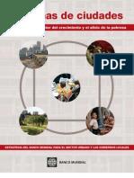 Banco Mundial Sistema de Ciudades