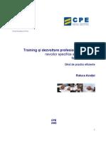 Training Si Dezvoltare Profesionala Adaptate Nevoilor Angajatilor Femei Si Barbati