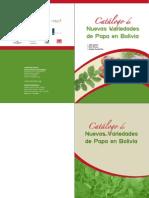 Catalogo de Nuevas Variedades de Papa en Bolivia