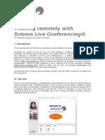 DOKEOS_liveConfScenario