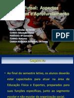 4 Metodologia de Ensino e to Do Futebol e Futsal