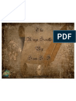 The Ninja Scrolls Presentation