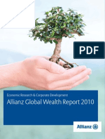 Allianz Global Wealth Report 2010