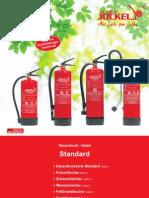 Dauerdruck Standard Prospekt