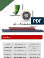 Ind vs Aus- Digital New