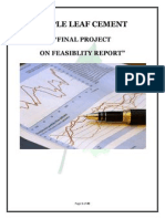 Feasibility Report of Cf