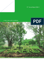 Mukand Annual Report FY 2010 11