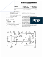 Electric shock device (US patent 7692915)