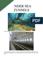 Under Sea & Mountain Tunnels1