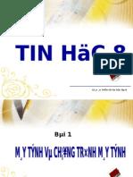Bai 1 May Tinh Va Chuong Trinh May Tinh