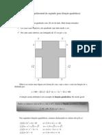 6. Funções Quadráticas
