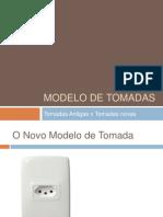 Modelo de tomadas