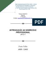 01 - INTRODUÇÃO AO EXERCÍCIO PROFISSIONAL - Lei nº 5