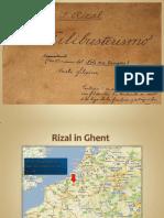 FILI With Comparison to Rizal's NOLI