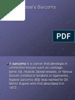 Kaposi's Sarcoma