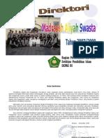 Daftar Alamat Madrasah Aliyah Swasta