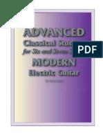 Bach Pour Deux Guitares Electriques