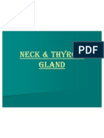 Neck & thyroid gland د.رامز الأسودي