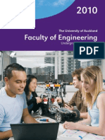 2010 Faculty of Engineering Undergraduate Prospectus